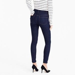"""J. Crew 9"""" High-rise Toothpick Jean Size 29T"""